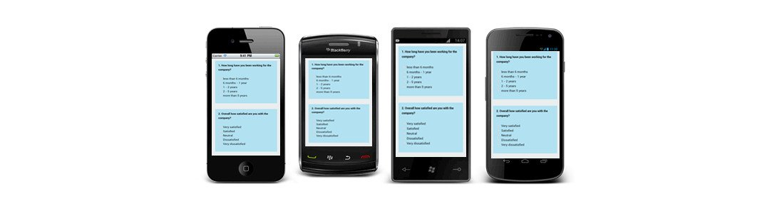 mobile surveys